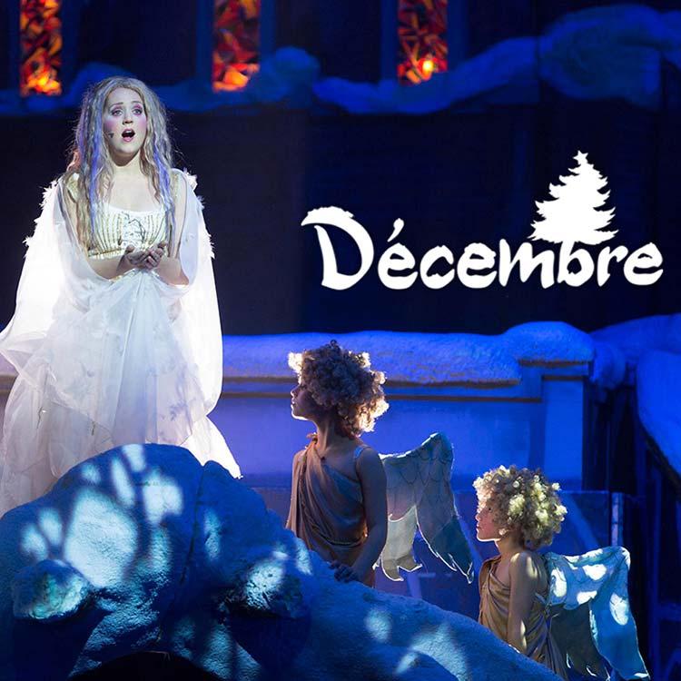 Décembre de Québec Issime