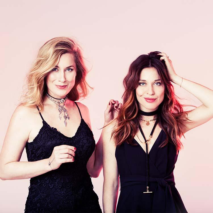 Lady Beats - Mélissa Lavergne et Abeille Gélinas