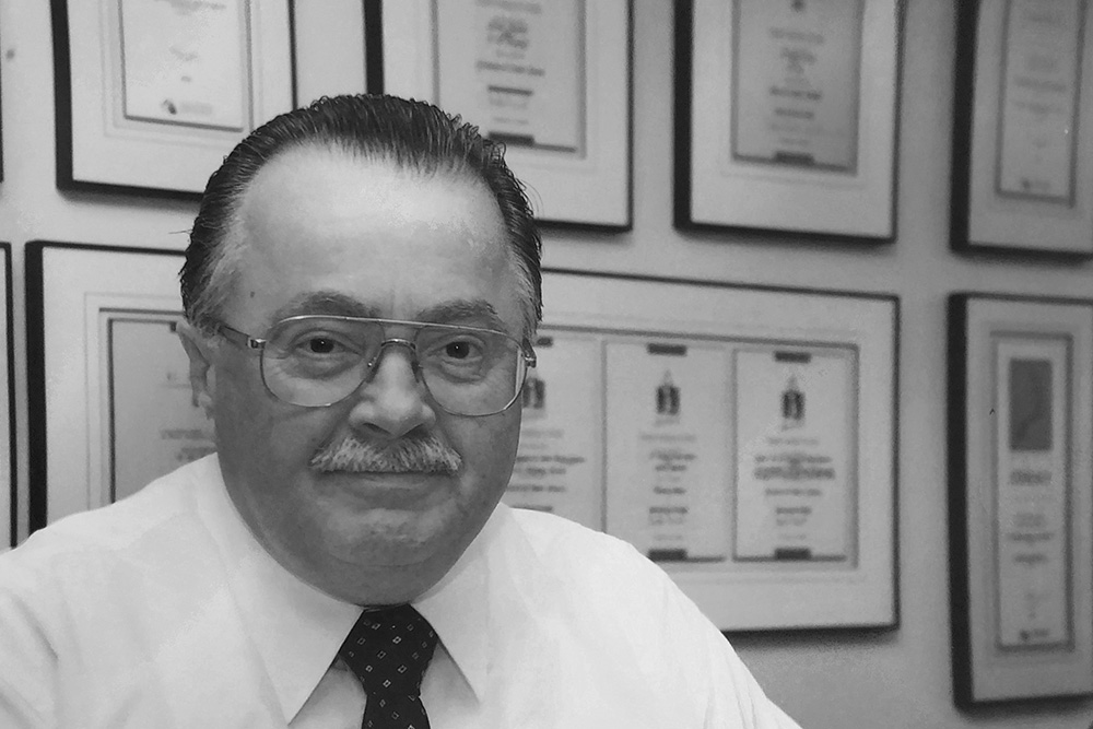 Pierre Gravel en 2004