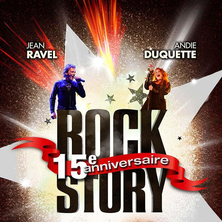 Rock Story - 15e anniversaire
