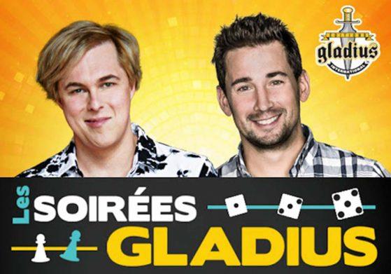 Soirées Gladius