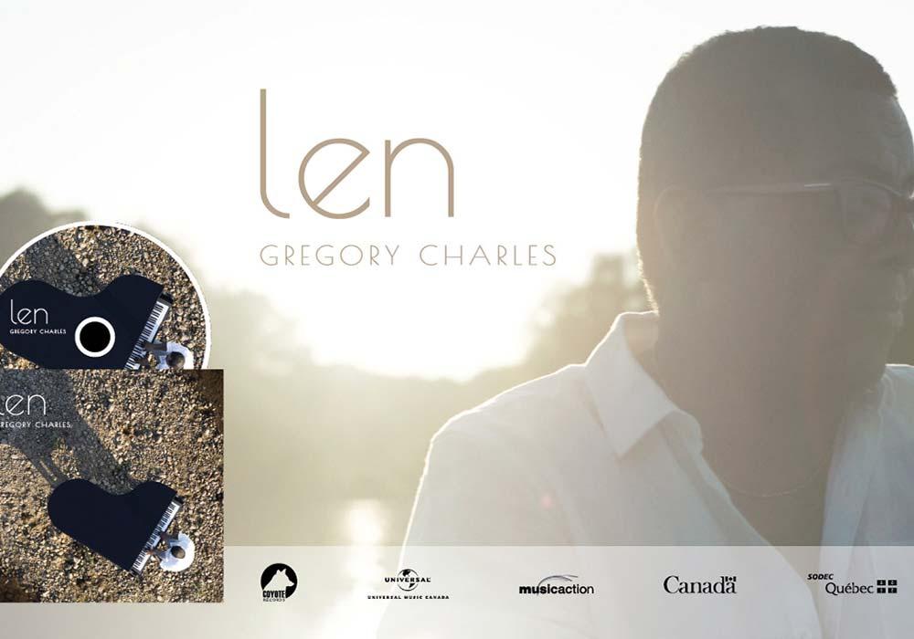 Album instrumental LEN